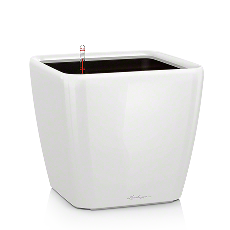 QUADRO LS 28 white high-gloss All-in-One Set